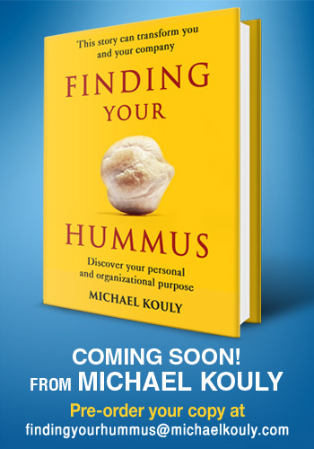 michael kouly finding your hummus